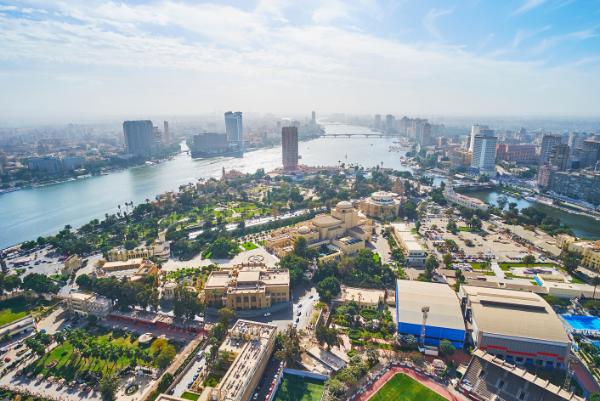 Asendia Egypt Destination