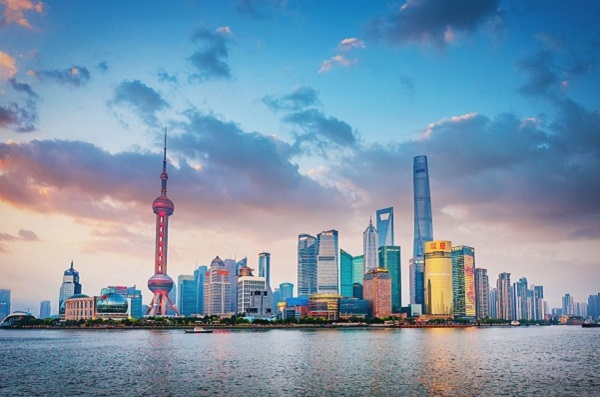 Asendia Shanghai destinations Asia